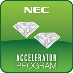 NEC Accelerator Program